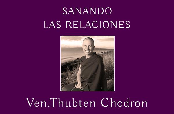 SANANDO LAS RELACIONES